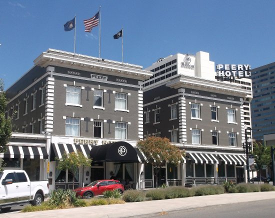 Peery Hotel Salt Lake City Tripadvisor