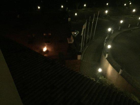 Hotel & Spa do Vinho, Autograph Collection: Vista noturno do nosso quarto