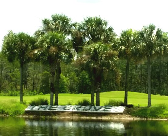 "Land O Lakes, Флорида: Pasco County Hidden Gem - ""Longest Short Course in Florida"""