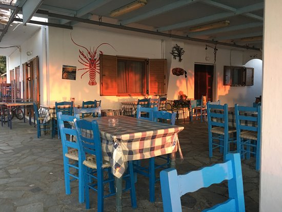 Atsitsa, Hellas: The tavern