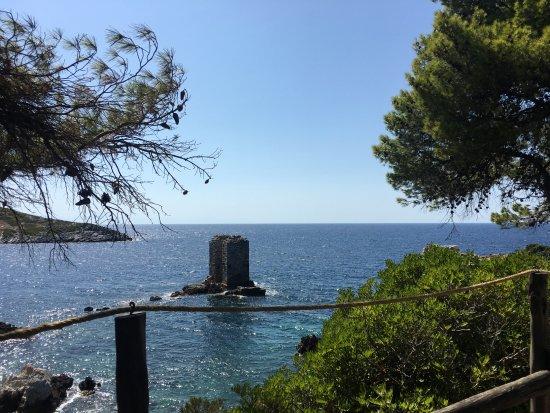 Atsitsa, Hellas: The view