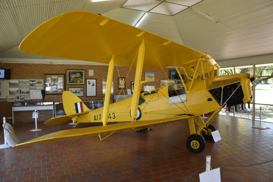 Tiger Moth Memorial
