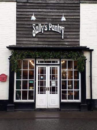 Sally's Pantry Ltd