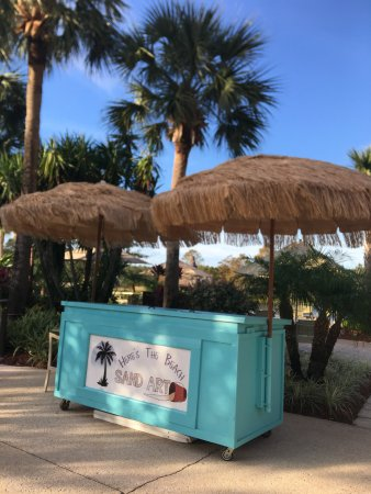 Hyatt Grand Cypress Spa Review