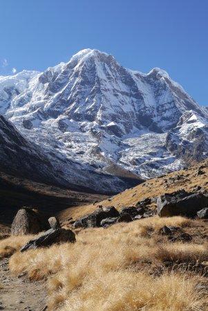 Nepal Trekkers: Annapurna South