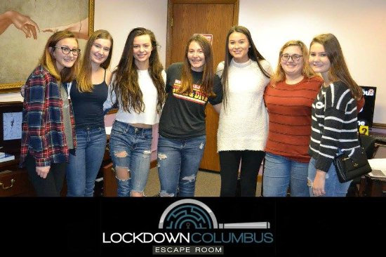 ‪Lockology Columbus Escape Room‬