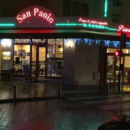 San Paolo : Anniversaire des 20ans du restaurant