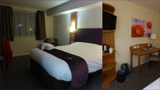 Premier Inn Edinburgh Airport (Newbridge) Hotel Bild