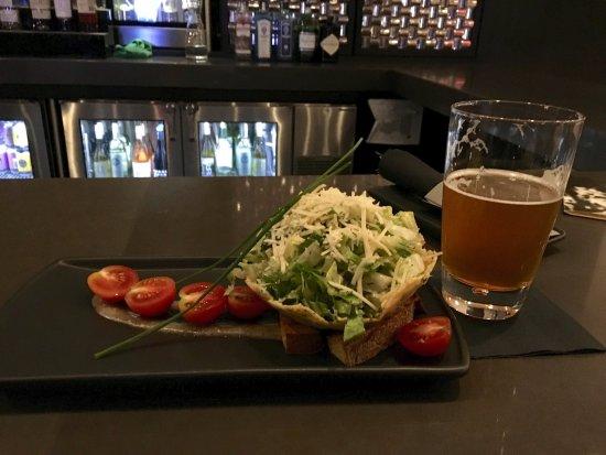 Medford, MA: good salad