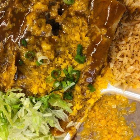 Carolina Mexican Food Menu Phoenix