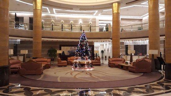 Foto de Zhangjiajie Qinghe Jinjiang International Hotel
