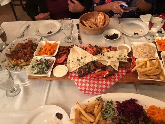 Pasha authentic turkish cuisine toronto for Authentic turkish cuisine
