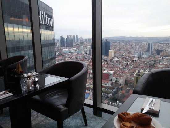 Hilton Istanbul Bomonti Hotel & Conference Center: executive lounge