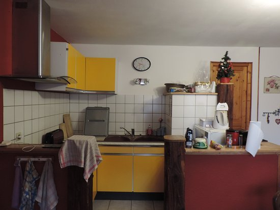 Cuisine ouverte - Bild von Gite Alsacien, Ribeauville - TripAdvisor
