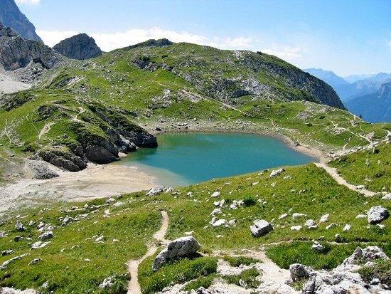 Lago di Coldai