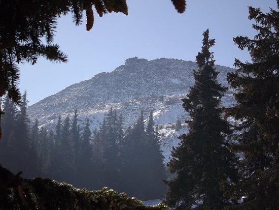 Vitosha Mountain: beautiful views