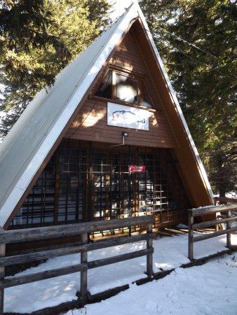 Vitosha Mountain: still snow around