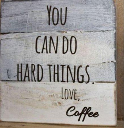 Unity, Jamajka: Savour Blue Mountain coffee...one of the world's finest