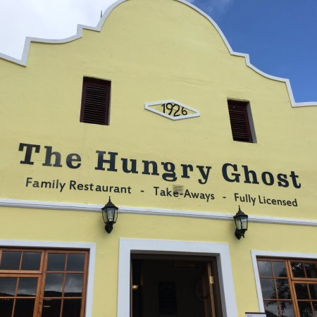 Uniondale, แอฟริกาใต้: The Hungry Ghost