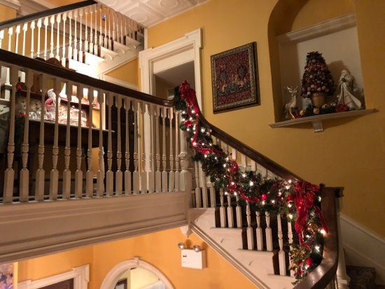 Chester Heights, Pensilvania: Stairs