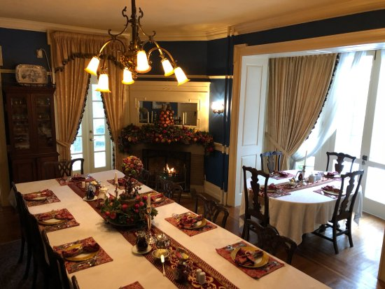 Chester Heights, Pensilvania: Dining room