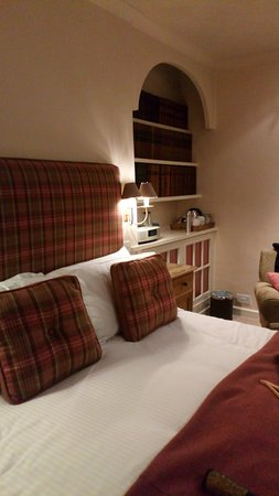 Romaldkirk, UK: Wonderful night's sleep