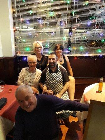 Italian Restaurant Hough Lane Leyland