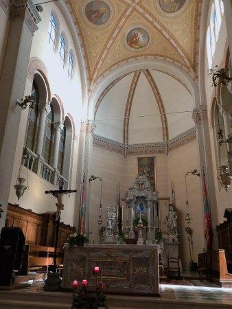 Campoformido, إيطاليا: Chiesa di Santa Maria della Purificazione.