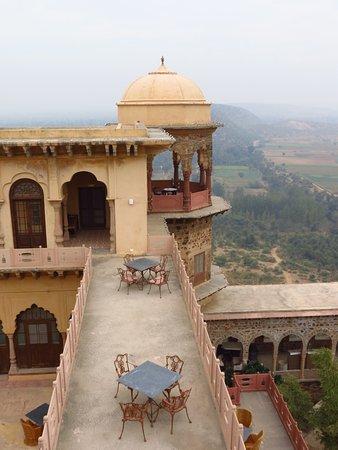 Neemrana's Tijara Fort-Palace: Sheba Mahal