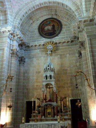 Catedral de Jerez de la Frontera: Capilla.