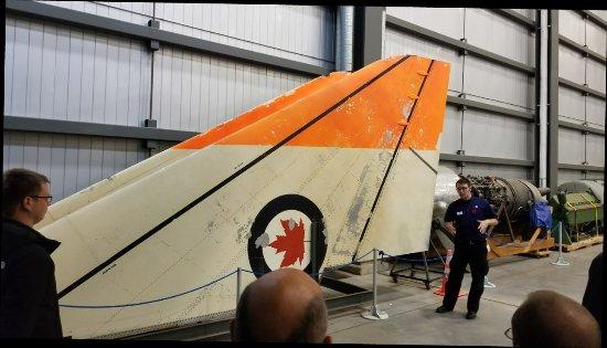 Musée de l'aviation et de l'espace du Canada: 20171104_155526_large.jpg
