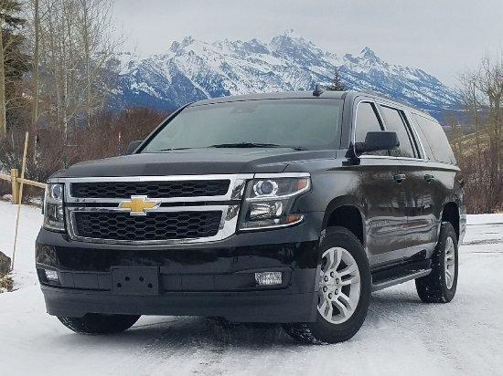 Jackson Hole, WY: Teton Limousine Services