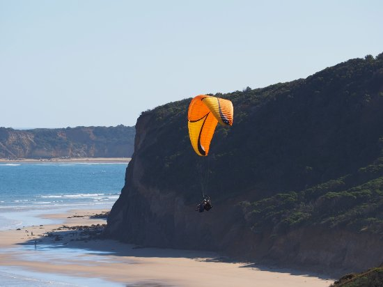 Great Ocean Road Paragliding