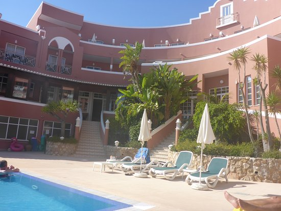 Hotel Belavista da Luz: Pool Lounges
