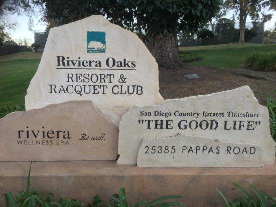 San Diego Country Estates Aufnahme