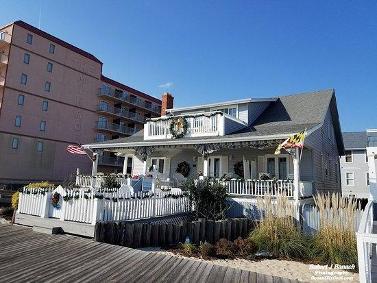 An Inn on the Ocean: Inn on the Ocean, Ocean City MD...  #oceancitycool