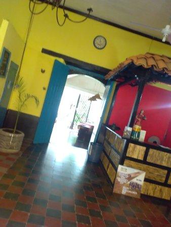 Hostal Casa Ivana: Reception area