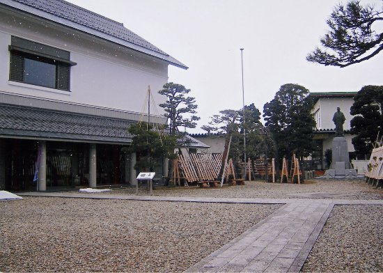 Nanyo City Toyotaro Yuki Memorial Museum