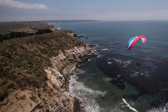 Parapente Aire Libre: Vuelo turistico