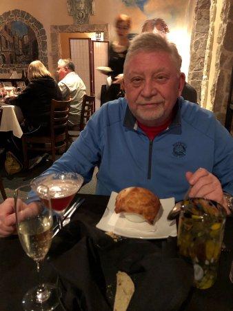 Trattoria Divina: Lobster bisque soup