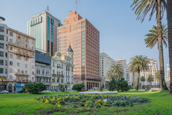 Montevideo, Uruguay: Praça Independência