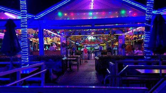 Parrot Key Caribbean Grill Inside