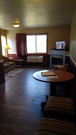 Hillcrest Inn: Pacific Mini Suite