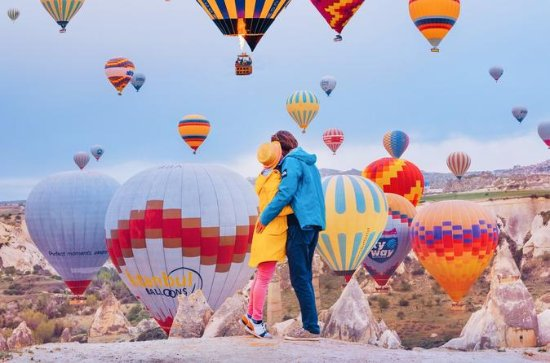 Cappadocia Tour and Hot air Balloon...
