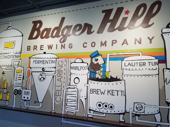 Badger Hill Brewing Company: 20171224_154446_large.jpg