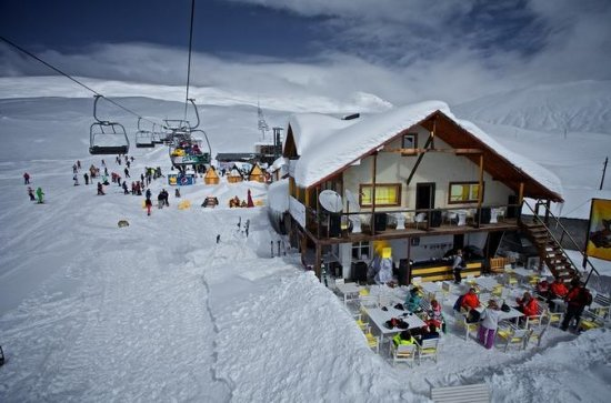 Gudauri Ski Resort Full Day Tour