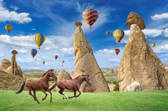 Cappadocia by Flight Day Trip from ...