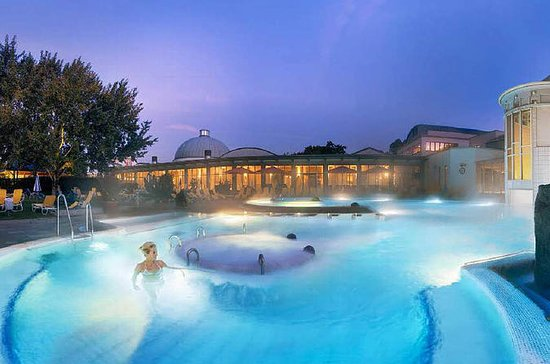 Cassiopeia thermal spring WELLNESS WITH TRADITION Entrance Ticket...