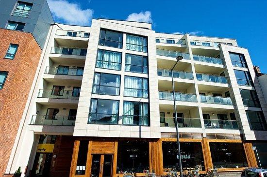 staycity aparthotels liverpool duke street apartment reviews