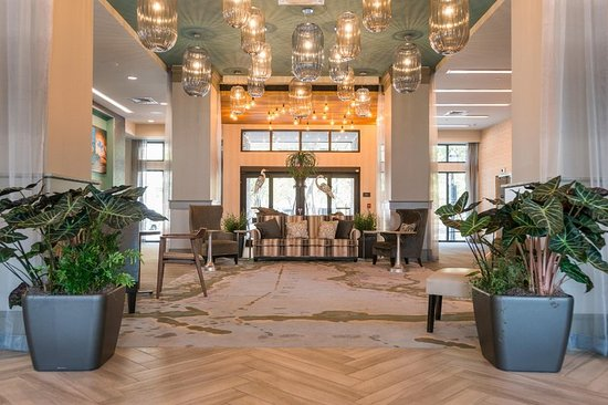 Foto de hilton garden inn mobile downtown mobile lobby Hilton garden inn downtown mobile al